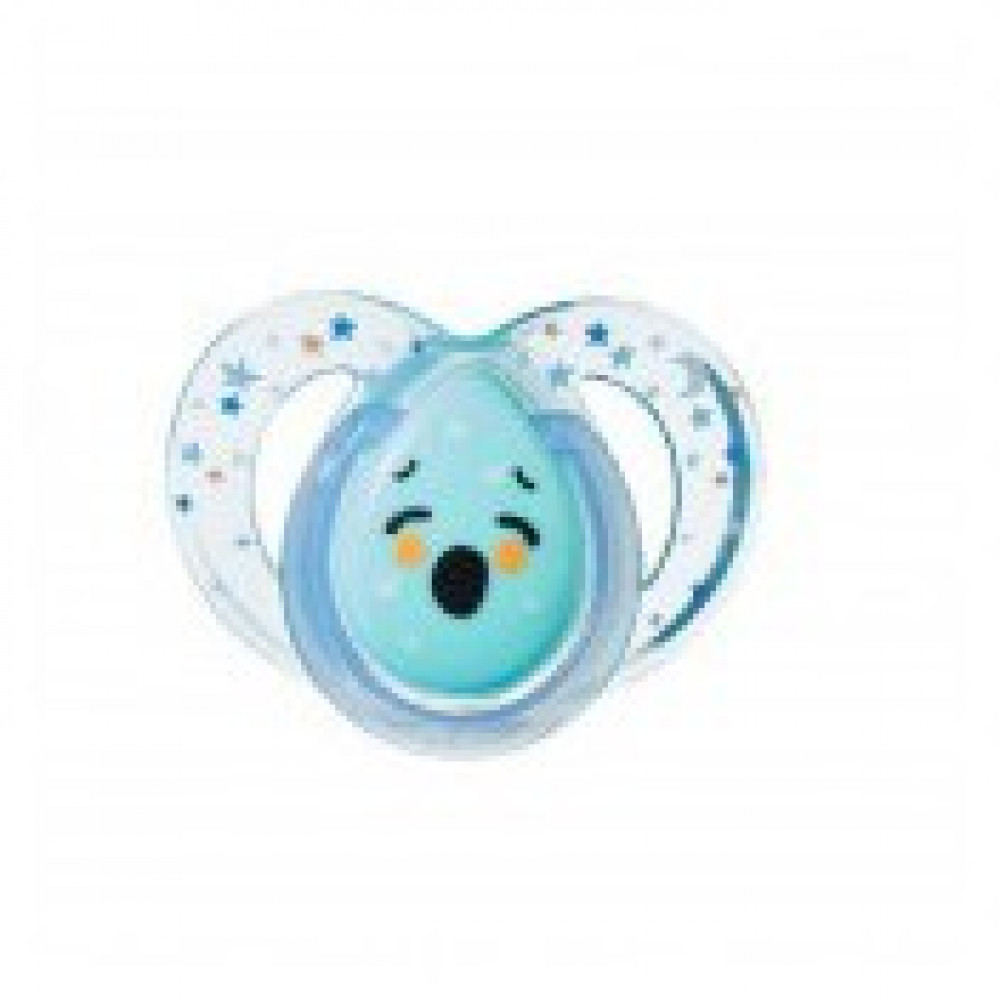 Tommee Tippee Closer to Nature Night Time Soother 6-18 Months