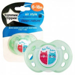 Tommee Tipple Air Style Soother 6-18m -Ready Stock