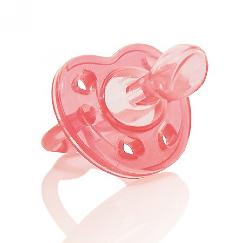 Kuku Duckbill Macaron Orthodontic Baby Pacifier 0 Month+-Ready Stock