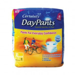 Certainty Daypants Adult Diapers Pants XL8