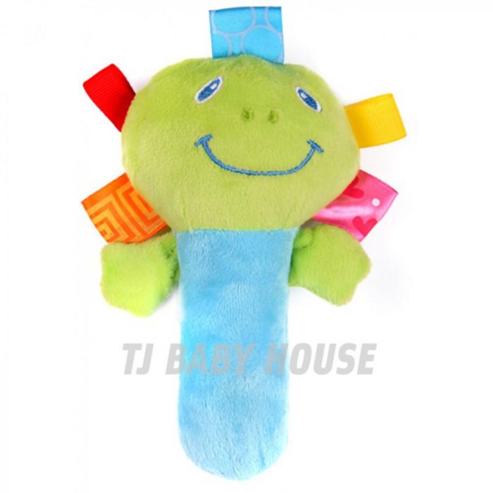 Baby Soft Toys Rattle Baby Toys Newbron Toys [BB Sound]-Ready Stock