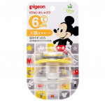 Pigeon Calming Soother Mickey and Minnee Series - L Size(6-18months)-Ready Stock