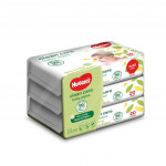 Huggies Baby Wipes Gentle Care 20s x 3 pack-Ready Stock