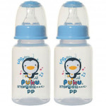 Puku PP Feeding Bottle Standard Neck-Ready Stock