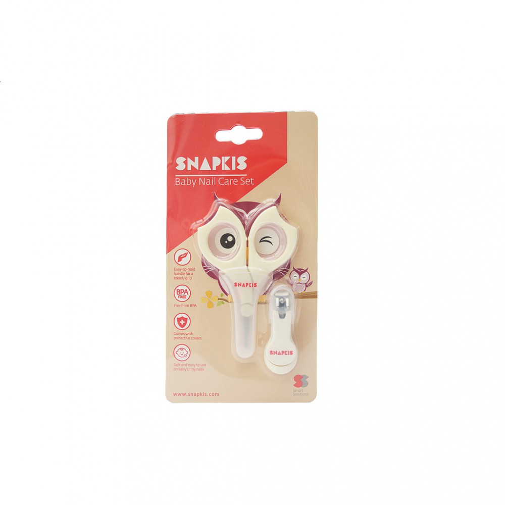 Snapkis Baby Nail Care Set -