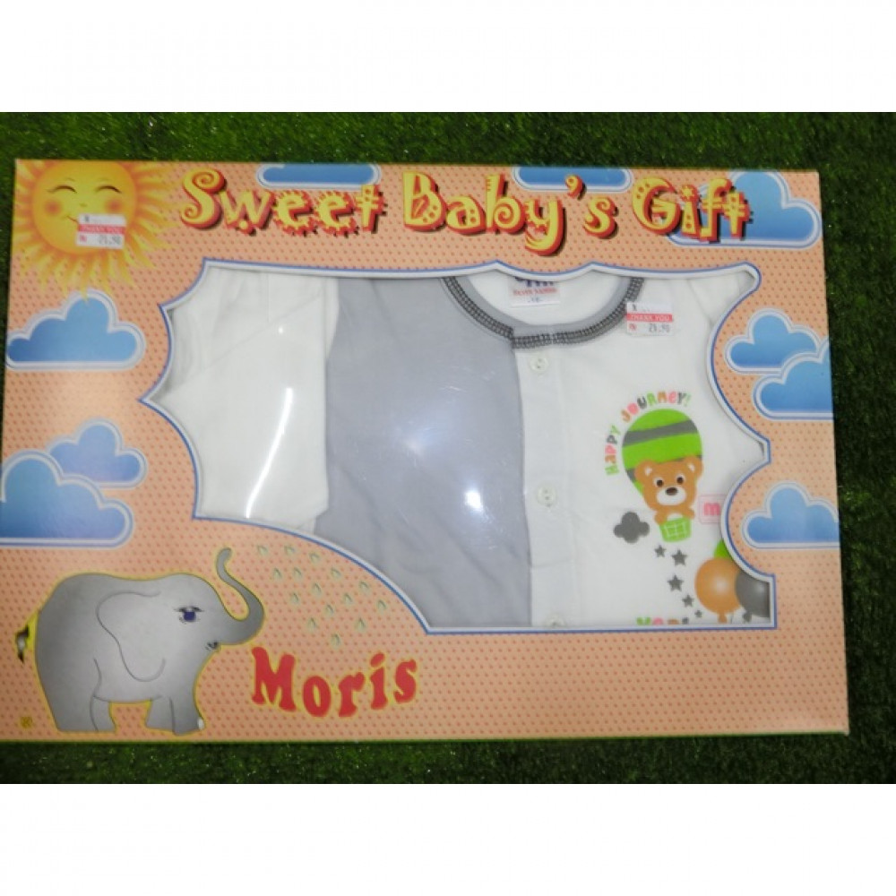 Moris Baby Gift Set-Ready Stock