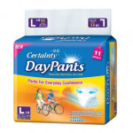 Certainty Daypants Adult Diapers Pants L11-Ready Stock