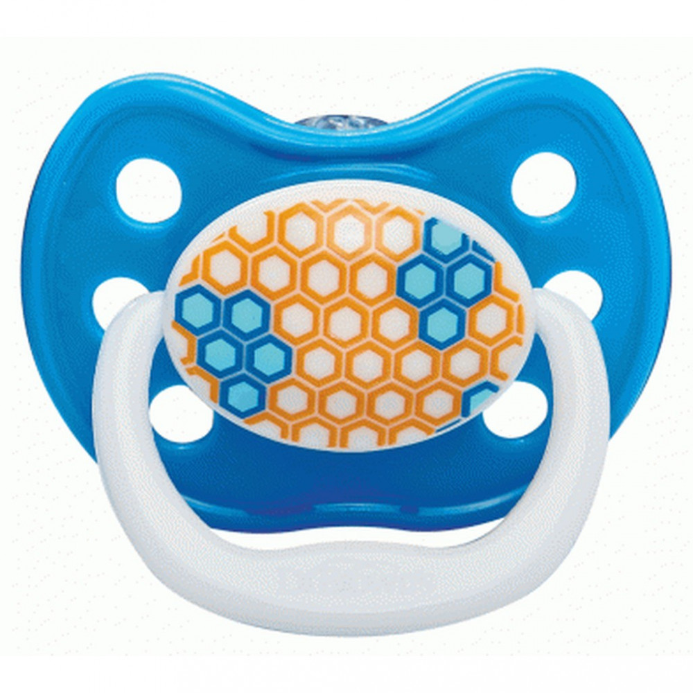 Dr Brown's Prevent Soother 6-12 Month Silicone-Ready Stock