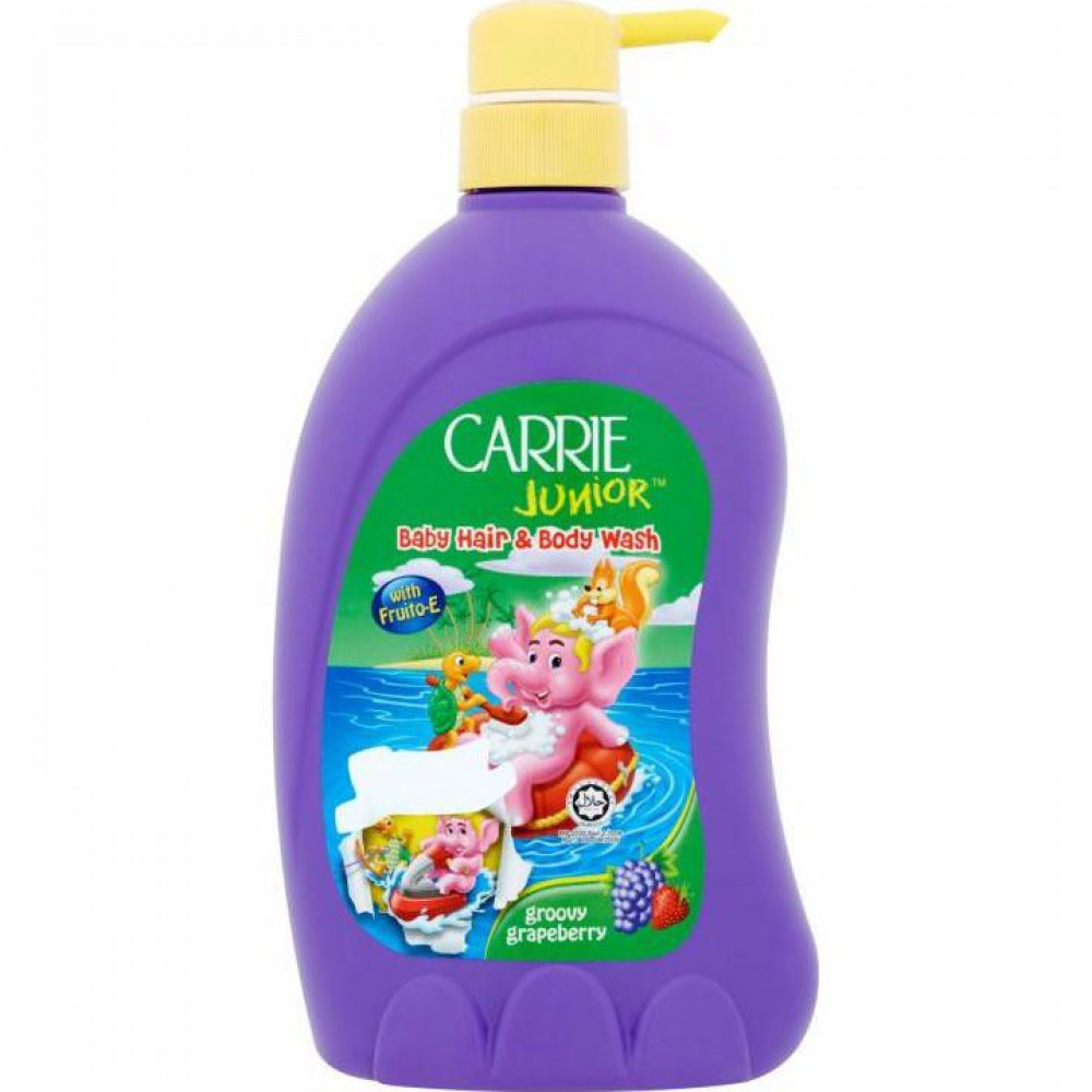 Carrie Junior Baby Hair & Body Wash -700G