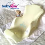 BabyLove Anti-Slip Bath Bed-Ready Stock