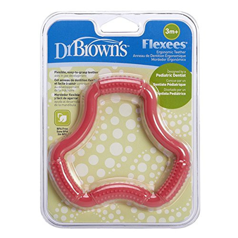 Dr Brown's Flexees (Red)-Ready Stock