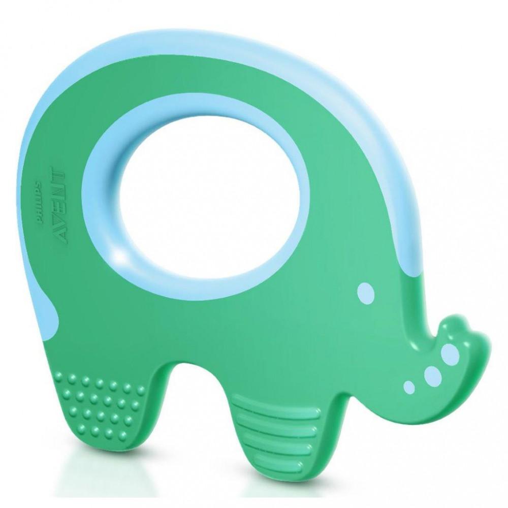 Avent Teether Elephant-Ready Stock