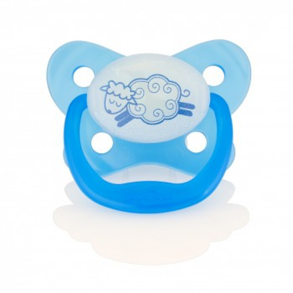 Dr. Brown's Soother Glow In The Dark ( 0-6M ) -1Pack-Ready Stock