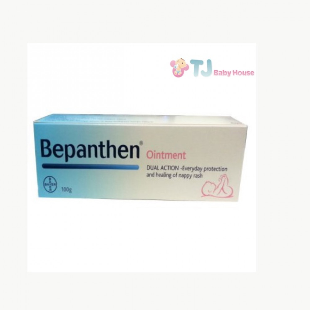 Bepanthen Ointment 100g-Ready Stock