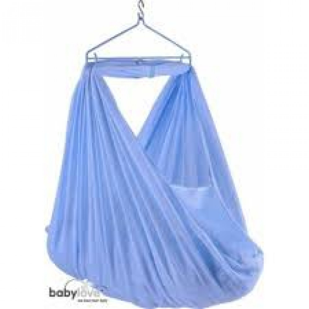 BabyLove Soft Sarong Netting with Head XL-Ready Stock