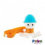 Puku Baby Octopus Shape Teether-Ready Stock