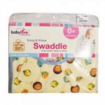 BabyLove Snug&Sleep Swaddle Newborn-Ready Stock