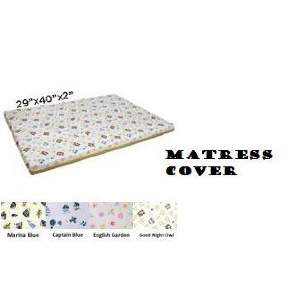 Babylove Zip Mattress Cover For Playpen-Ready Stock