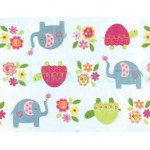 Baby Love Premium Playpen Fitted Sheet-Ready Stock
