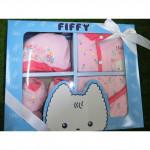 Fiffy Baby Gift Set (blue box)-Ready Stock