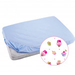 BabyLove Fitted Sheet ( cot size ) Case -Ready Stock