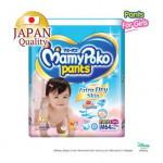 MamyPoko Extra Dry Pants (M64 L50 XL42 & XXL34)-Ready Stock