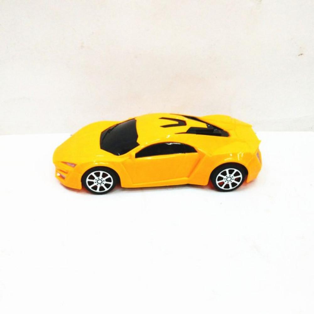 Yellow Sports Car Toys-6M+-Ready Stock