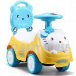 Hello Kitty Design Ride On Car Walker For Kids-Ready Stock