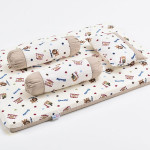 Baby Love 4 in 1 Foam Mattress + P&B Set-Ready Stock