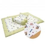 Babylove Premium 4 In 1 Comforter Set-Ready Stock