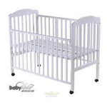 Baby Love Solid Wood Cot-Ready Stock