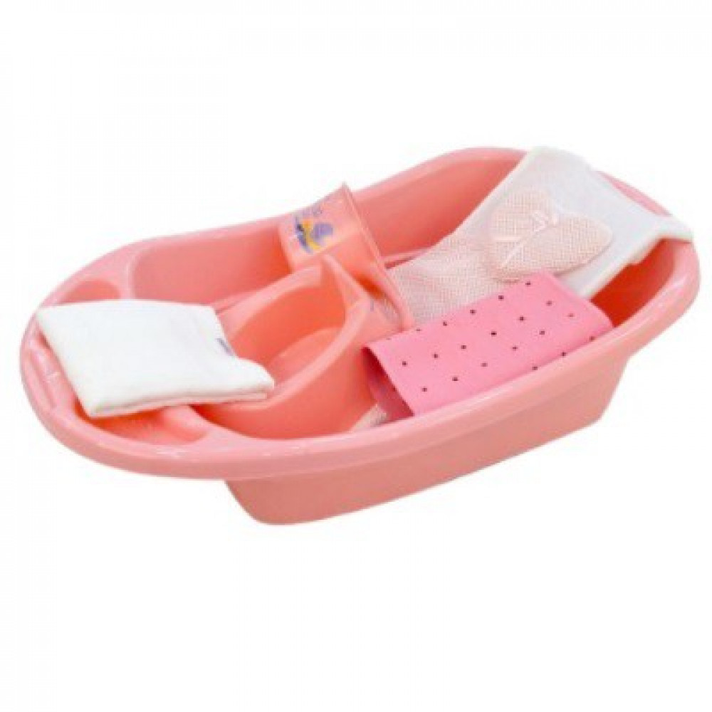 BabyLove Gift Of Lover - 4 in 1 Bath Set-Ready Stock