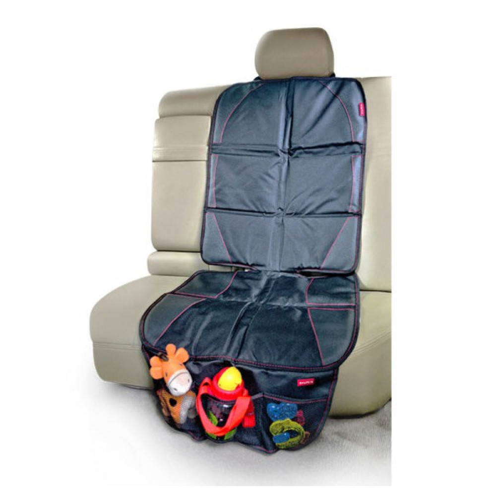 Snapkis Deluxe Car Seat Protector-Ready Stock