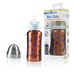 Pacific Baby Hot-Tot Insulated Baby Bottle 200ML-Ready Stock