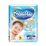 Mamypoko Extra Dry Tape NB80/M60/L46/XL40/XXL34 BuyX 3Pek-Ready Stock