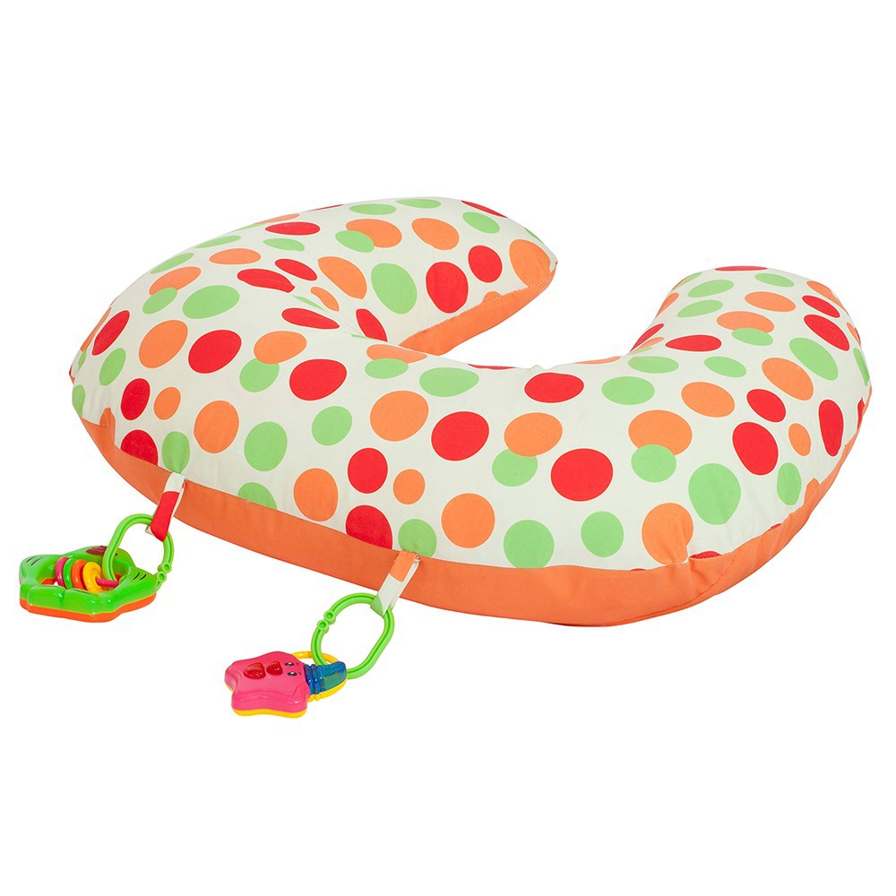 ClevaMama ClevaCushion™ 10 in 1 Nursing Pillow-Ready Stock