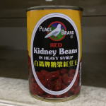 Peace Brand Kidney Beans In Heavy Syrup 425g