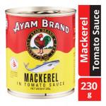 Ayam Brand mackerel in tomato sauce 230g