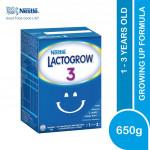 Nestle Lactogrow Step2/Step3 Milk Powder 650g