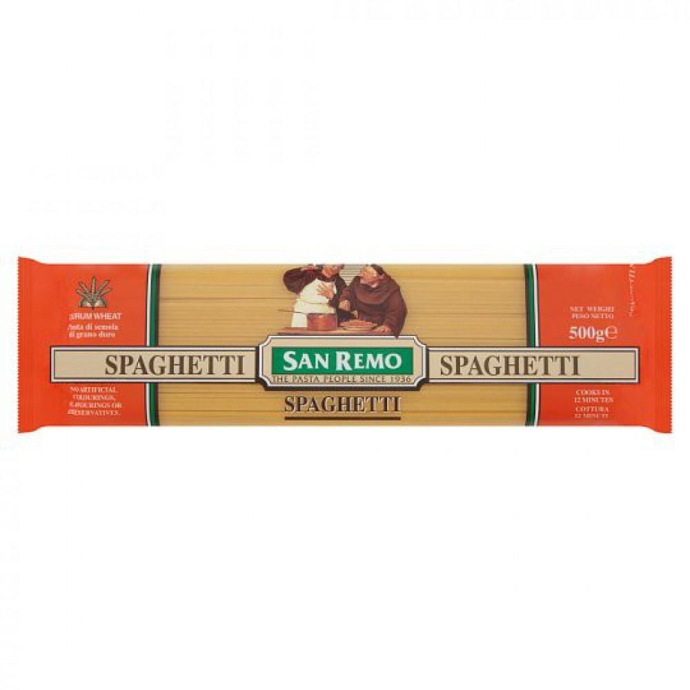 SanRemo Spaghetti Pasta 500g