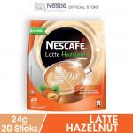 Nescafe Latte Caramel/Tropical Paradise/Hazelnut/Mocha
