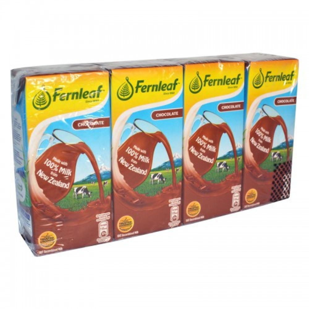 Fernleaf Chocolate Milk (4x200ml)
