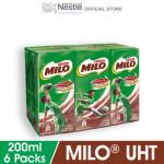 Milo Activ-Go Chocolate Drink (6x200ml)