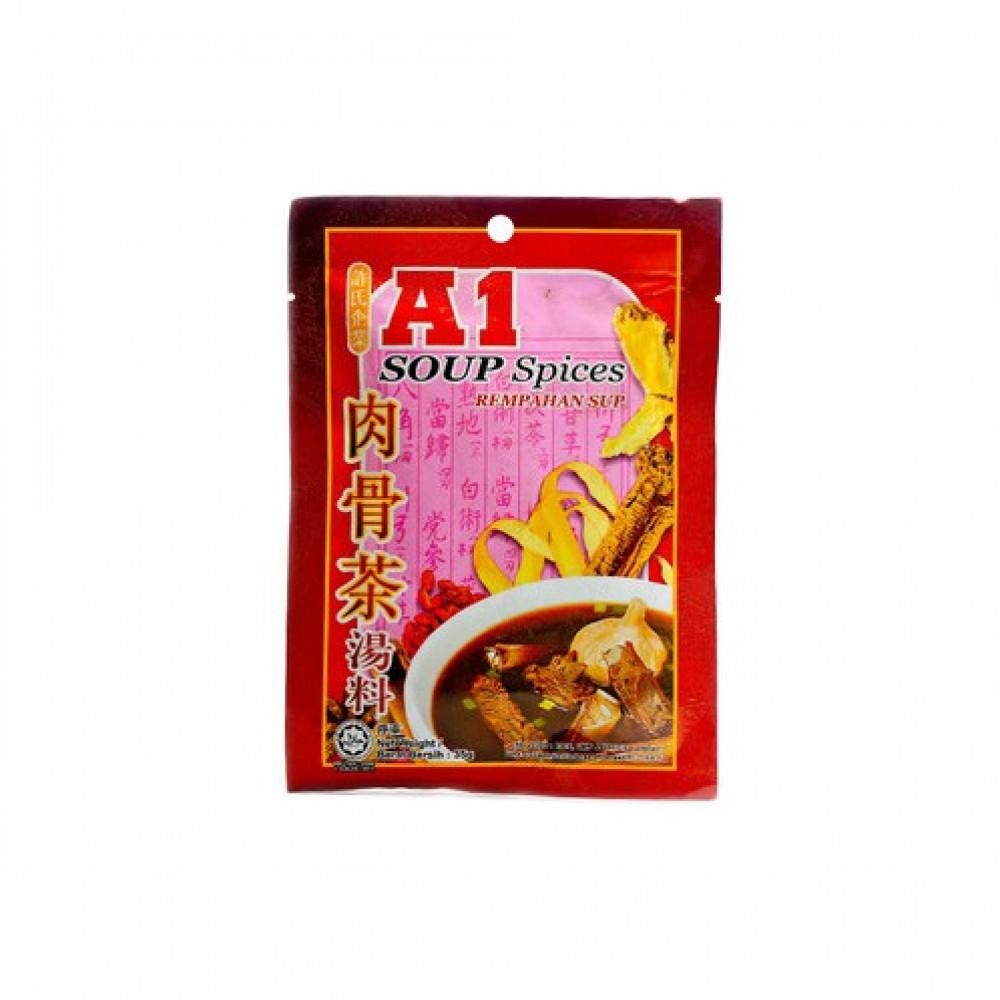 A1 Bak Kut Teh Soup Spices 35g