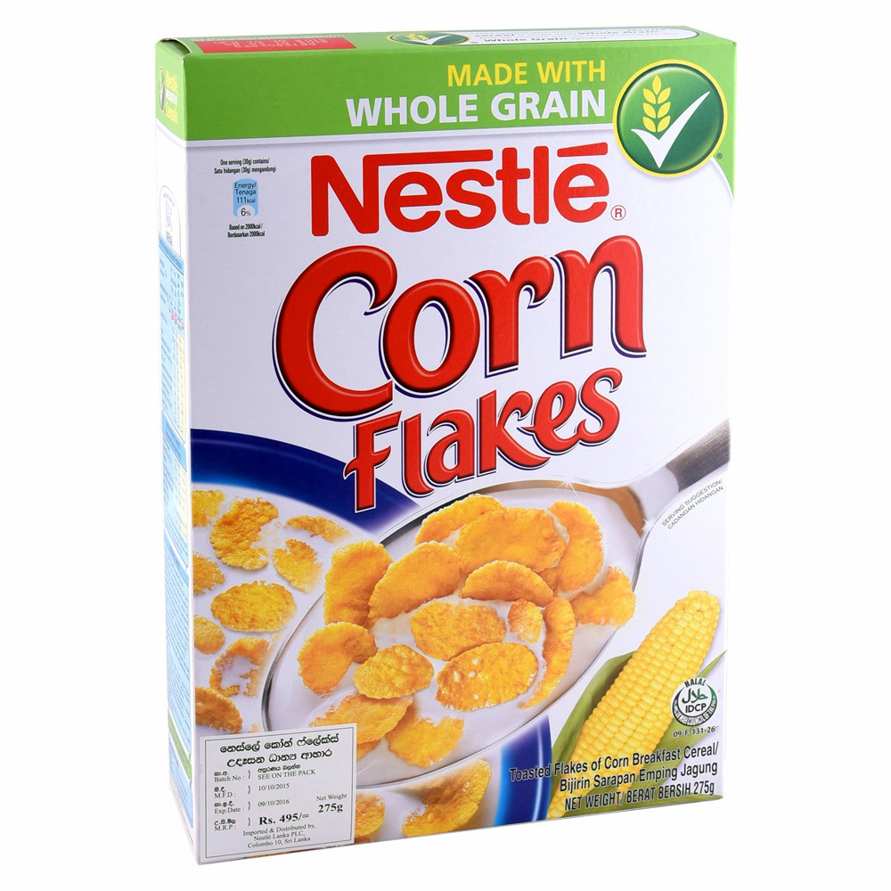 Nestle Corn Flakes (150g/275g)
