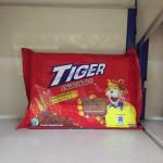 Tiger Flavoured Biscuits 180g (Original/Chocolate/Milk)
