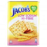 Jacob's Low-Sodium Hi-Fibre Crackers 700g