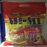 Mi-Mi Prawn Flavoured Snacks (8x25g)