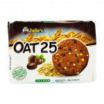 Julie's Oat 25 Hazelnut Chocolate Chips and other varieties