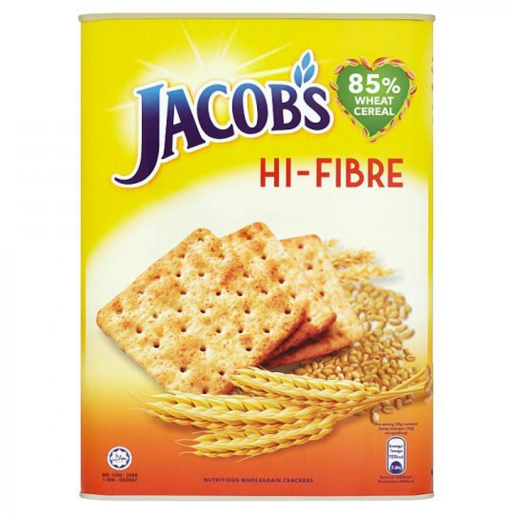 Jacob's Hi-Fibre Crackers 700g